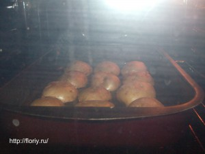 HPIM6516 300x225 Запеченная картошка в мундире